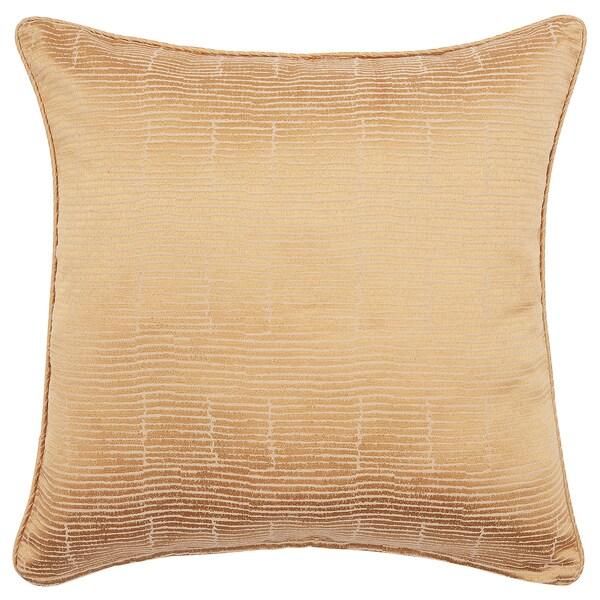 MÖYFRID Housse de coussin, jaune, 50x50 cm
