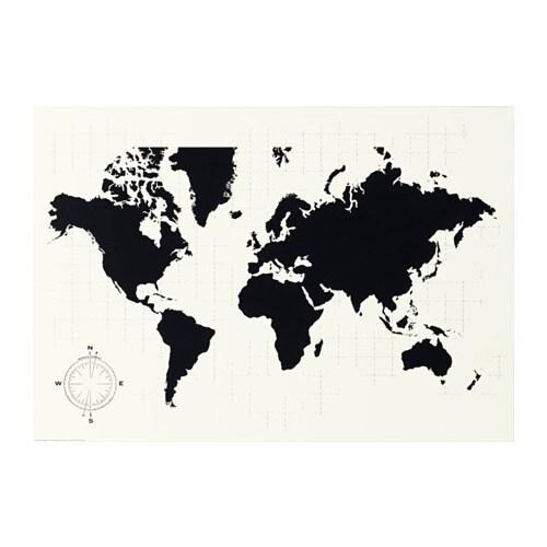 M Lltorp Tableau Noir Planificateur Ikea