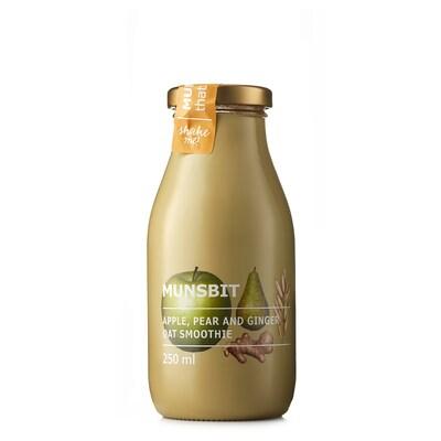 MUNSBIT smoothie à l'avoine pomme poire 250 ml