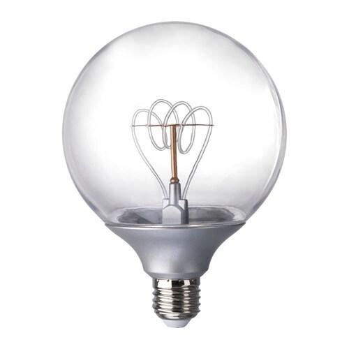 nittio ampoule led e27 20 lumen ikea. Black Bedroom Furniture Sets. Home Design Ideas