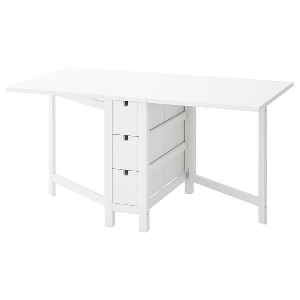 à à rabat rabat NORDEN blanc NORDEN blanc Table Table Table 76gyfb