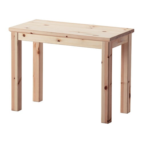 Norn s table d 39 appoint ikea for Table basse d appoint
