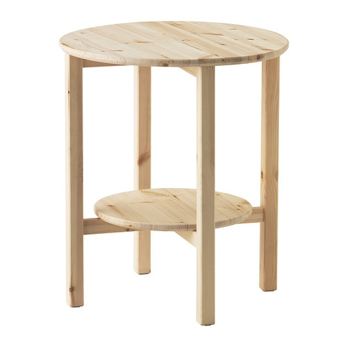 Norn s table d 39 appoint ikea for Tables basses et tables d appoint ikea