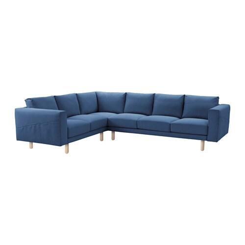norsborg housse pr canap d 39 angle 2 3 3 2 edum bleu fonc ikea. Black Bedroom Furniture Sets. Home Design Ideas