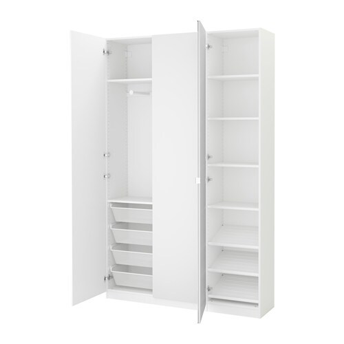 pax armoire penderie 150x38x236 cm charni re fermeture silencieuse ikea. Black Bedroom Furniture Sets. Home Design Ideas