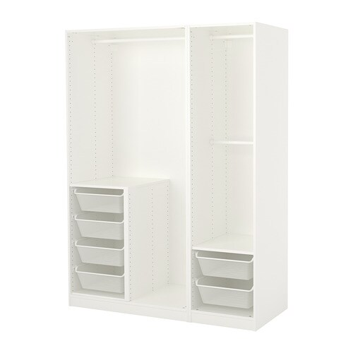 Ikea Pax Penderie Cm Armoire 150x58x201 CxWeErBQdo