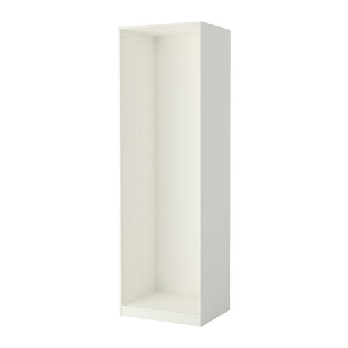 pax caisson d 39 armoire blanc ikea. Black Bedroom Furniture Sets. Home Design Ideas