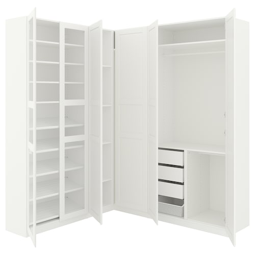 IKEA PAX Armoire d'angle