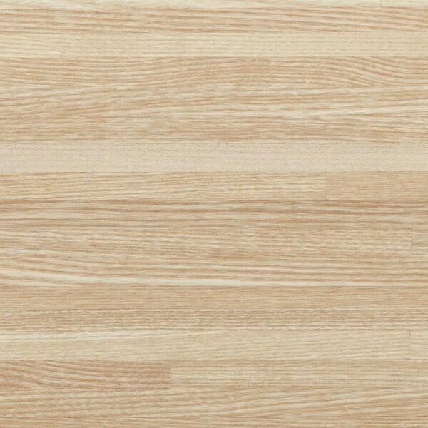 PINNARP Plan de travail sur mesure, frêne/plaqué, 30-45x3.8 cm
