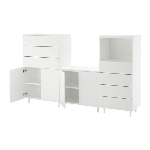 platsa combinaison de rangement ikea. Black Bedroom Furniture Sets. Home Design Ideas