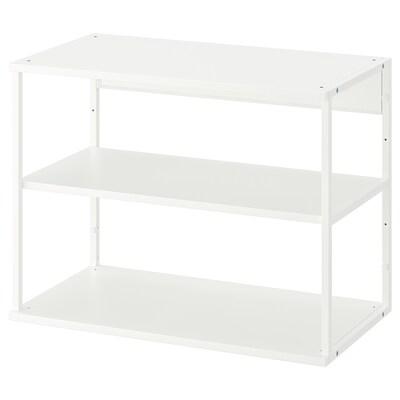 PLATSA étagère blanc 40 cm 80 cm 60 cm