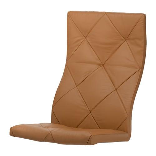 Po ng coussin fauteuil seglora naturel ikea for Coussin fauteuil jardin ikea