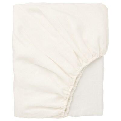 PUDERVIVA drap housse blanc 104 pouce carré 200 cm 180 cm 36 cm
