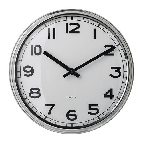 Pugg Horloge Murale Ikea