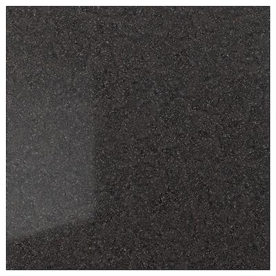 RÅHULT Revêtement mural sur mesure, anthracite motif minéral/quartz, 1 m²x1.2 cm