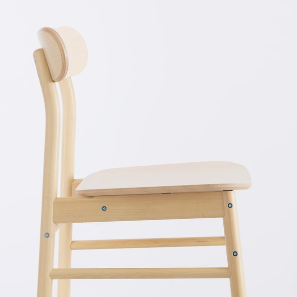 RÖNNINGE Chaise, bouleau