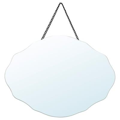 ROSSARED Miroir, 24x18 cm