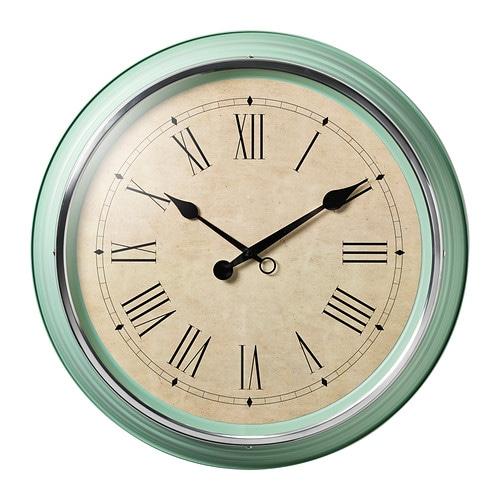 Horloge cuisine ikea