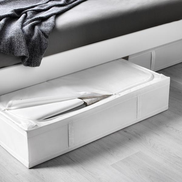 SKUBB Sac de rangement, blanc, 93x55x19 cm