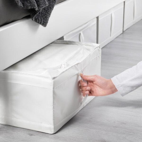SKUBB sac de rangement blanc 44 cm 55 cm 19 cm