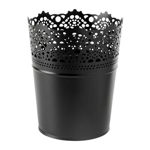 skurar cache pot ikea. Black Bedroom Furniture Sets. Home Design Ideas