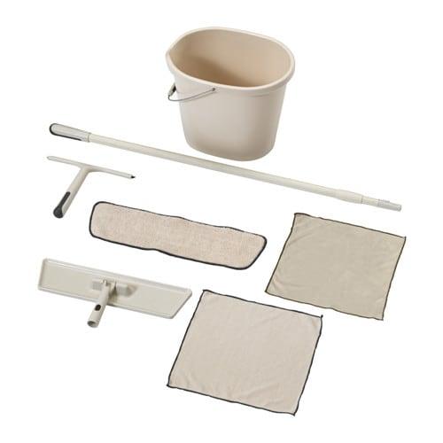 skvalpa set nettoy balai serpill re plat 7p ikea. Black Bedroom Furniture Sets. Home Design Ideas