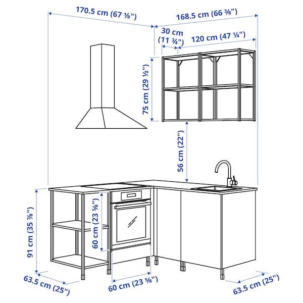 SKYDRAG / TRÅDFRI Kit d'éclairage, anthracite