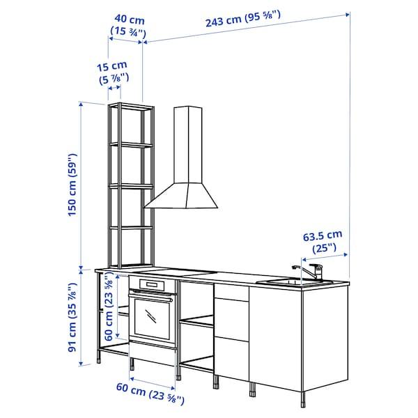 SKYDRAG / TRÅDFRI Kit d'éclairage, blanc