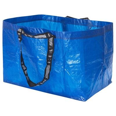 SLUKIS Grand sac, bleu foncé, 71 l