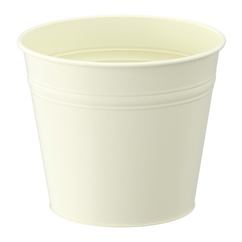 Socker cache pot 12 cm ikea for Decoratives from waste