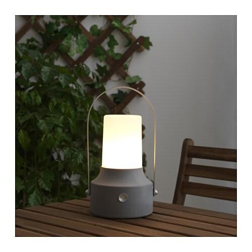 solvinden lanterne led nergie solaire ikea. Black Bedroom Furniture Sets. Home Design Ideas