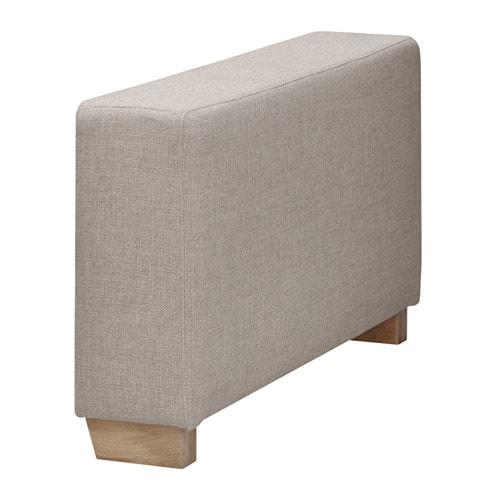 s rvallen accoudoir ten gris clair ikea. Black Bedroom Furniture Sets. Home Design Ideas
