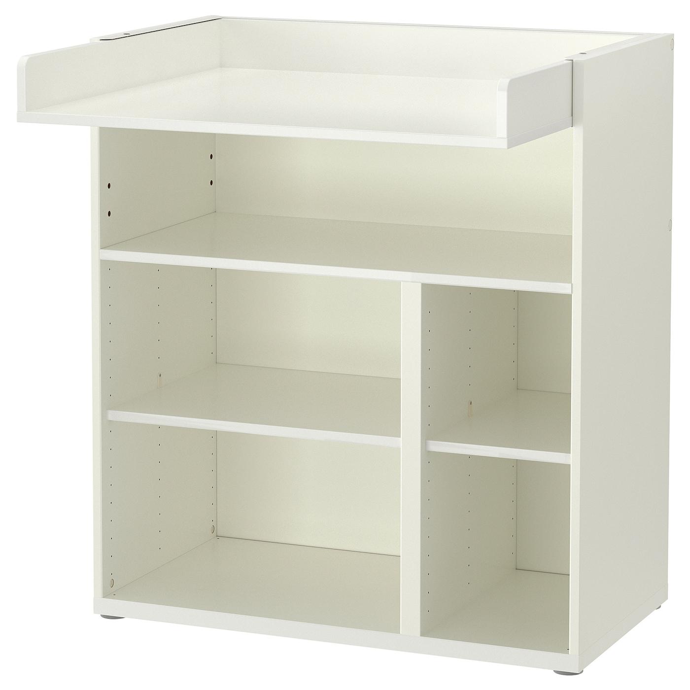 Stuva Table A Langer Evolutive Blanc Ikea Suisse