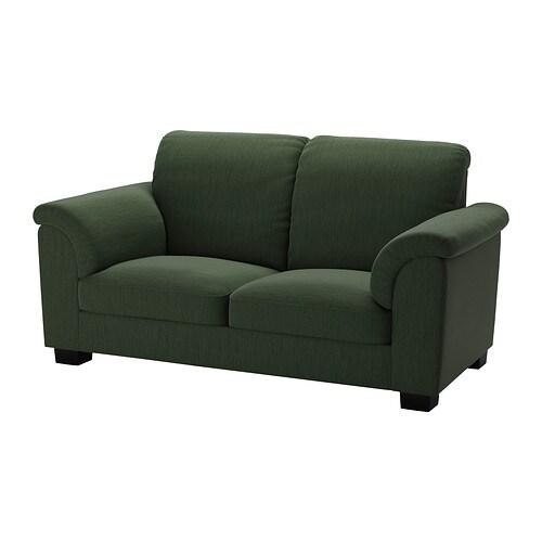 tidafors canap 2 places hensta vert ikea. Black Bedroom Furniture Sets. Home Design Ideas