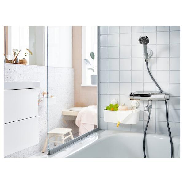 Tisken Panier A Ventouse Blanc Ikea Suisse