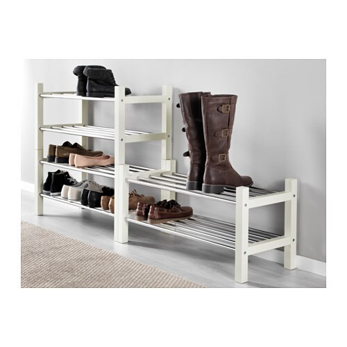 tjusig tag re chaussures blanc ikea. Black Bedroom Furniture Sets. Home Design Ideas