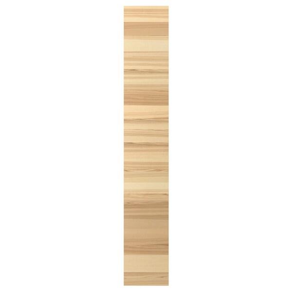 TORHAMN Panneau latéral de finition, naturel frêne, 39x240 cm