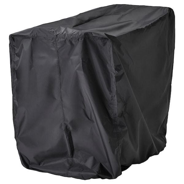 Housse mobilier extérieur TOSTERÖ noir
