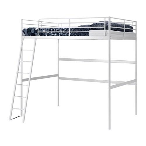 troms structure lit mezzanine ikea. Black Bedroom Furniture Sets. Home Design Ideas