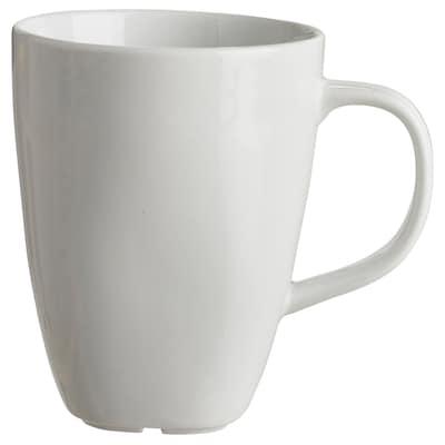 VÄRDERA Mug, blanc, 30 cl