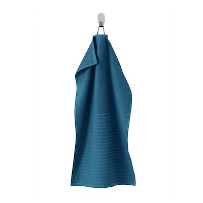 VÅGSJÖN Serviette, bleu, 40x70 cm