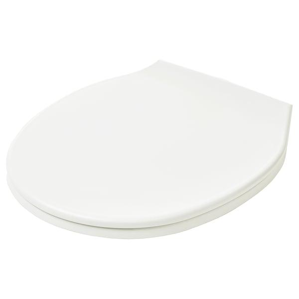 VALLOXEN Abattant WC, blanc