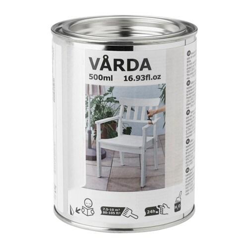 v rda teinture bois ext rieur blanc ikea. Black Bedroom Furniture Sets. Home Design Ideas