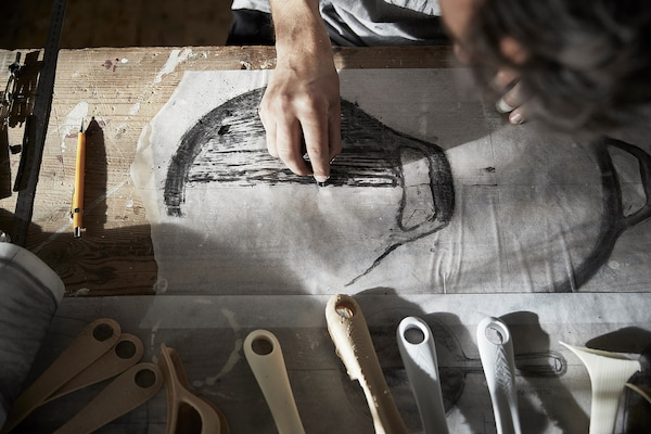 VARDAGEN Poêle, fonte, 28 cm