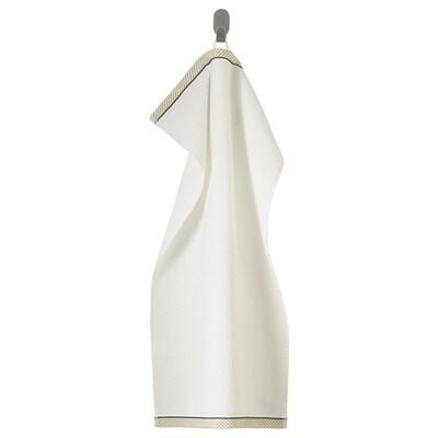 VIKFJÄRD Serviette, blanc, 40x70 cm