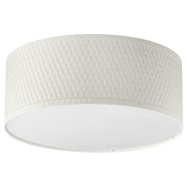 ALÄNG Plafoniera, bianco, 35 cm