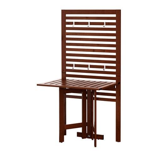 ÄPPLARÖ Pannello da parete/tavolo, esterno - IKEA