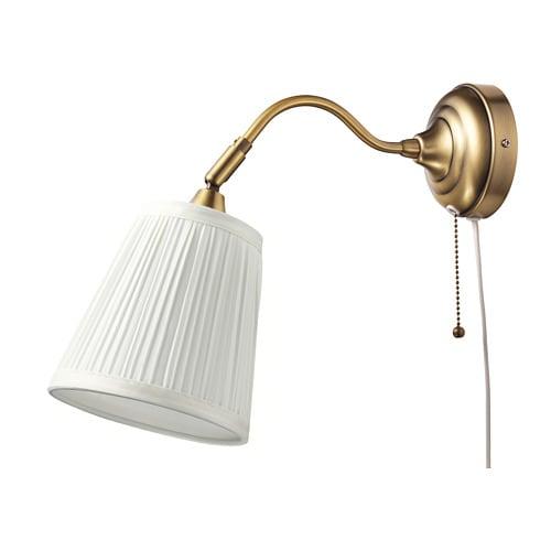 Rstid lampada da parete ikea for Lampade da parete ikea