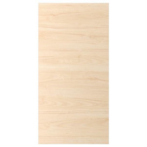ASKERSUND Anta, effetto frassino chiaro, 60x120 cm
