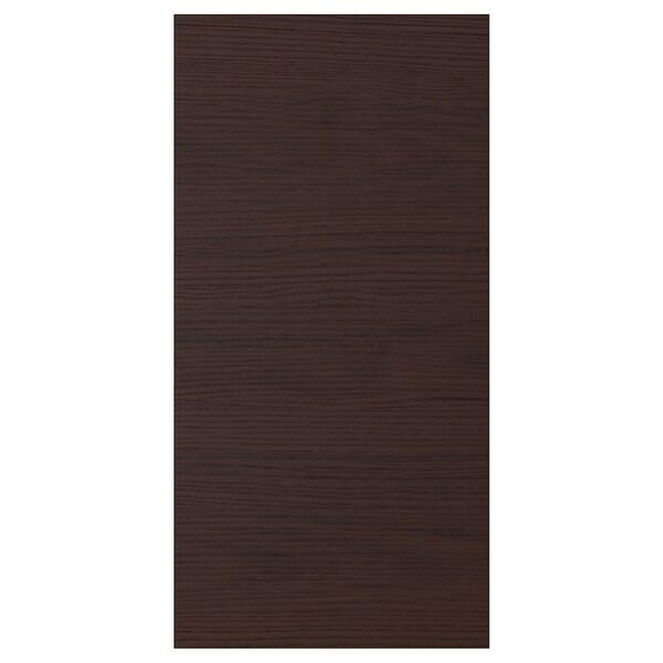 ASKERSUND Anta, marrone scuro effetto frassino, 30x60 cm